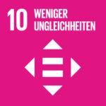 SDG 10 Weniger Ungleichheiten