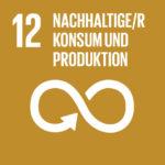 SDG 12 Nachhaltiger Konsum und nachhaltige Produktion