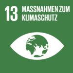 SDG 13 Maßnahmen zum Klimaschutz