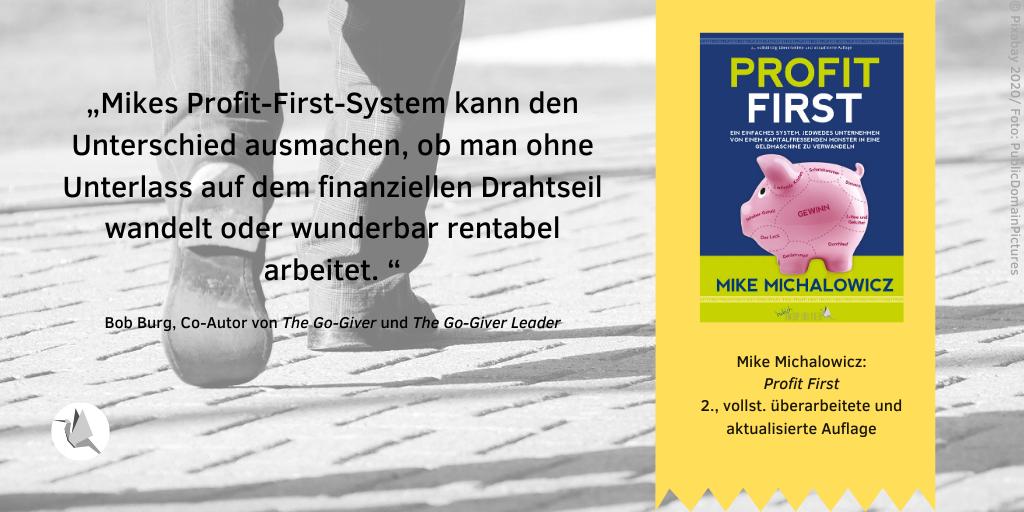 Profit First 2.A. Social Card 12