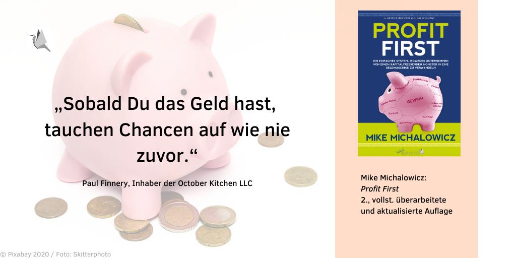 Profit First 2.A. Social Card 3