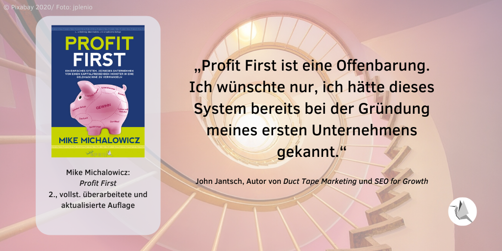 Profit First 2.A. Social Card 9