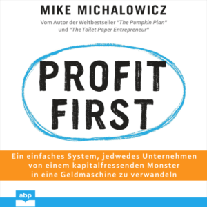 Profit First Hörbuch auf Deutsch